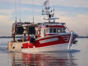 bateau de pêche artisanale