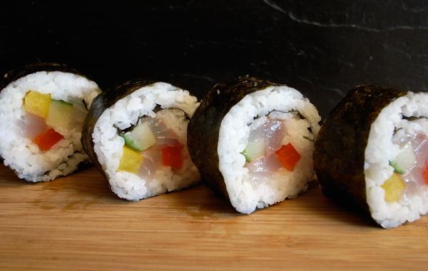 makizushi - sushi