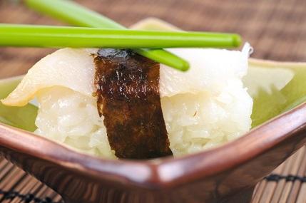 Gunkanmaki - shushi