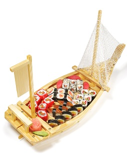 japanese Cuisine - Sushi Ship