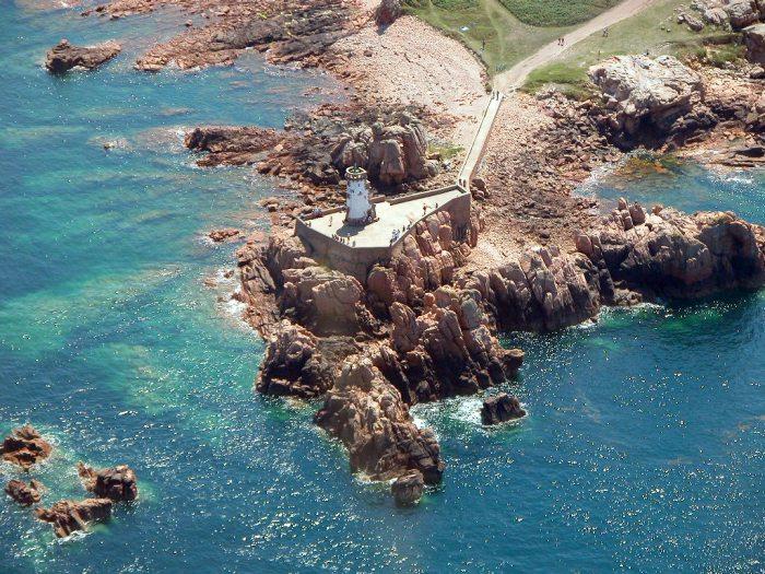 Phare du Paon - île de Bréhat