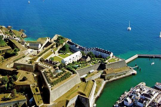 Citadelle Vauban, vestige de l'histoire - Source : linternaute.com