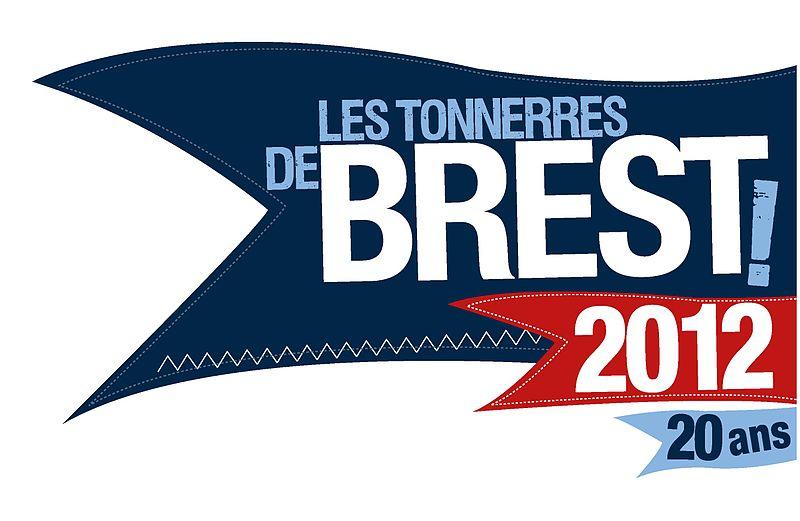Tonnerres de Brest - 2012