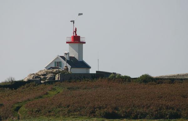 Phare de l' Ile de Wrach - Source- wiki-Brest