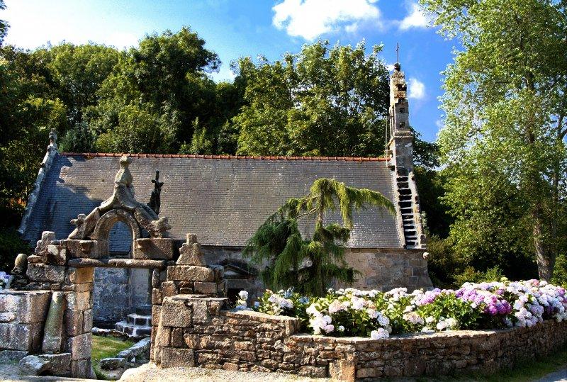 chapelle Notre Dame de Traon - Plouguerneau