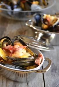 preparation-moules-bouchot-piment-chorizo