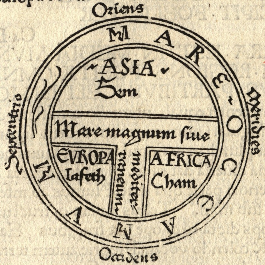 Carte TO Guntherus Ziner (1472)