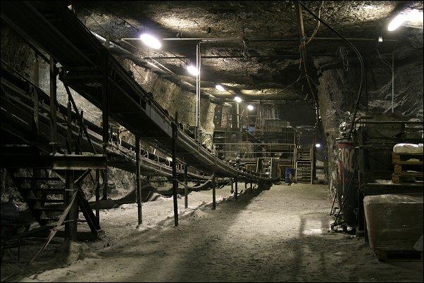 Mine de sel de Varangéville